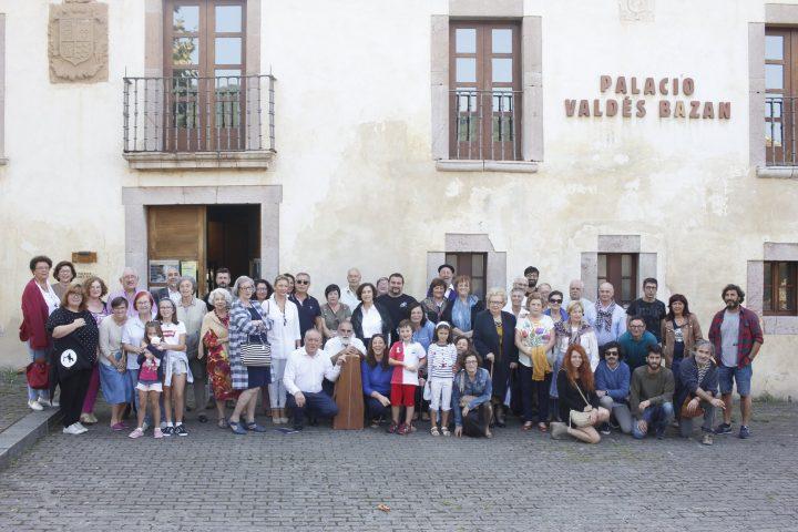 Presentacion de «Memoria, espacio íntimo» en San Román