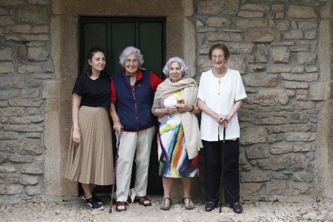 Virginia Díez | Mujeres en la memoria colectiva de San Román