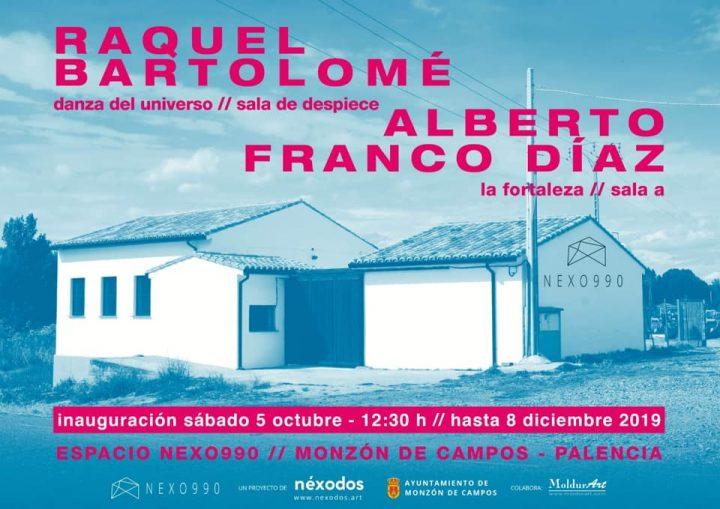 Nexo990 inicia su primera temporada con Raquel Bartolomé y Alberto Franco