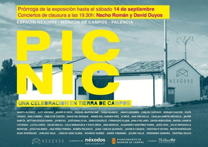 David Duyos y Nacho Román clausuran Picnic