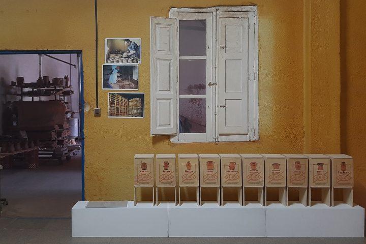 'Catálogo de alfarería invisible' de Félix Sanz