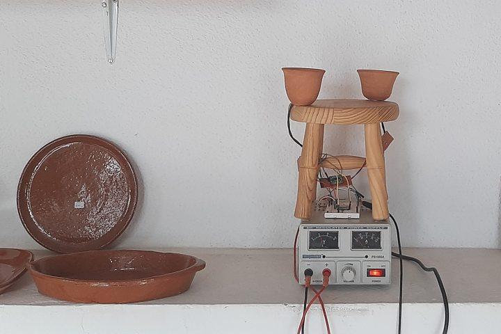 'Vasos comunicantes' de David Herguedas